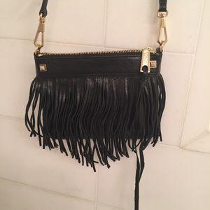 Rebecca Minkoff purse with fringe